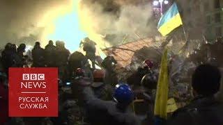"""Я попал в мясорубку"": воспоминания участника Майдана"