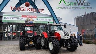 AGROTECH KIELCE 2017 │ Wystawa rolnicza │ maszyny │ciągnik│Kombajn│ Agro Web