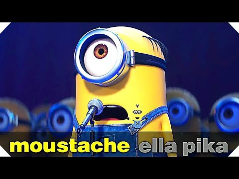 "DESPICABLE ME 3 ""RUMBADAAAA"" Movie Song + Lyrics (2017) MINIONS Animation Blockbuster HD"