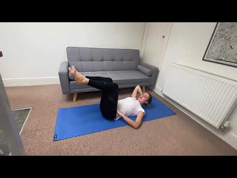 Anneliese Pilates Session- abs/upper body