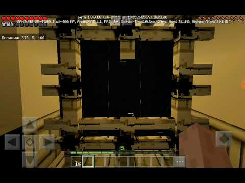 Bendy And The Ink Machine Chapter 1 Minecraft Бенди и чернильная машина глава 1 майнкрафт