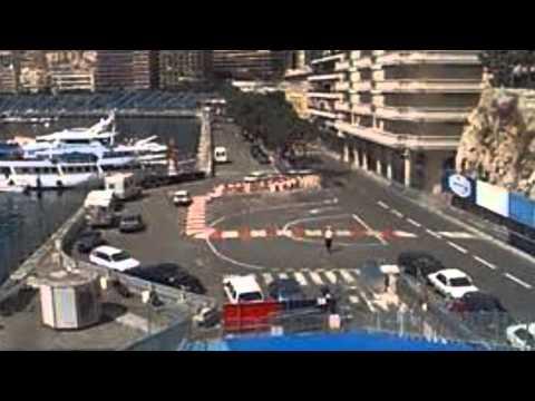 Monaco Then and Now