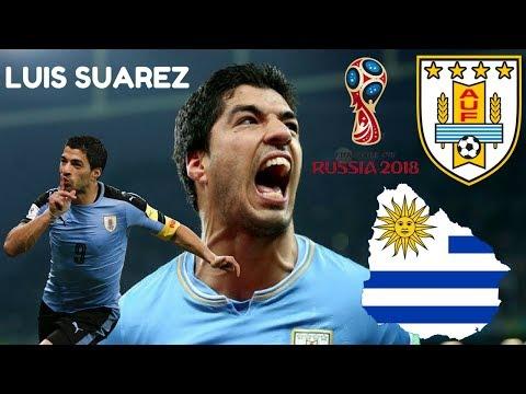 Luis Suarez - Uruguay - Road to World Cup Russia 2018 - Camino al Mundial Russia 2018 HD