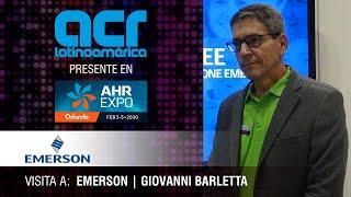 Visita a Emerson durante AHR Expo Orlando 2020