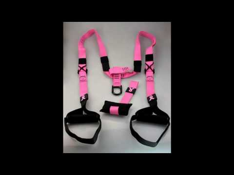 Cheap Price For TRX Pink HOME Suspension Training Kit ,Limited Version !