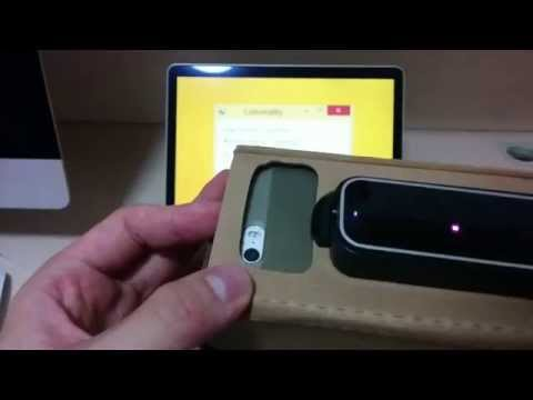 Coloreality - Google Cardboard with Leap Motion