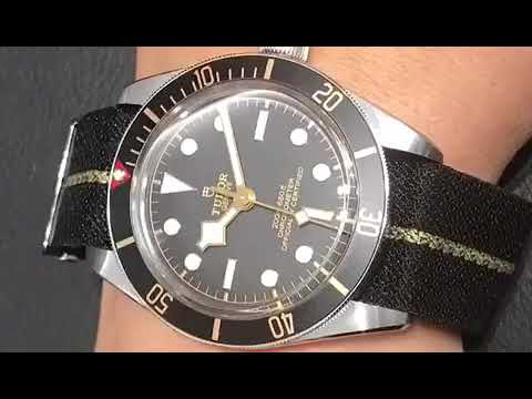 New Tudor watch releases at BASELWORLD 2018