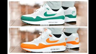 air max 1 green hunter
