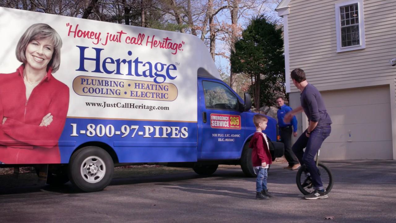 Heritage Plumbing Expertise Heating Cooling Electric