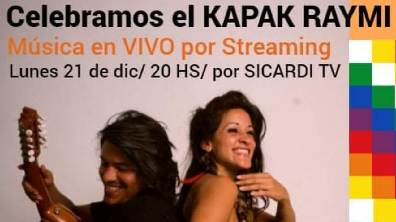 Show Streaming de Roma Ramirez en VIVO