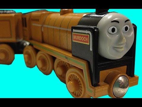 murdoch thomas the train wooden 1