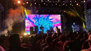 Highly Suspect at Coachella 2018 weekend two 4/21/2018 Highlights