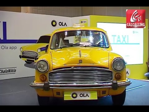 Kolkata's Yellow Taxis Can Now Be Booked By Ola Apps