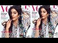 Jhanvi Kapoor Looks Splendid  In Her FIRST Photoshoot Of Vogue Magazine