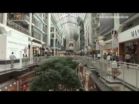 Toronto, Eaton Centre and the Path - Canada HD Travel Channel
