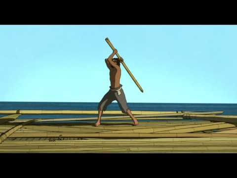 The Red Turtle / La Tortue rouge (2016) - Trailer (International)