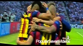 Barcelona vs Juventus 31 Şampiyonlar Ligi - Final Maçı Golleri ve Geniş Özeti (06-06