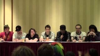 Musicians Panel Pt 2