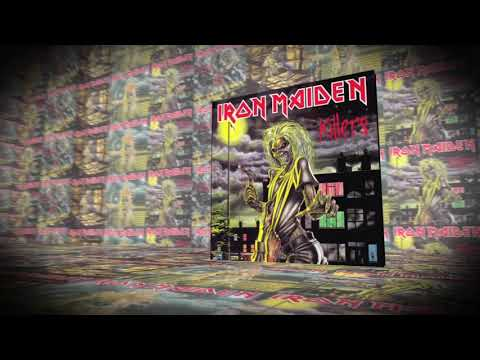 Iron Maiden – The Studio Collection Remastered