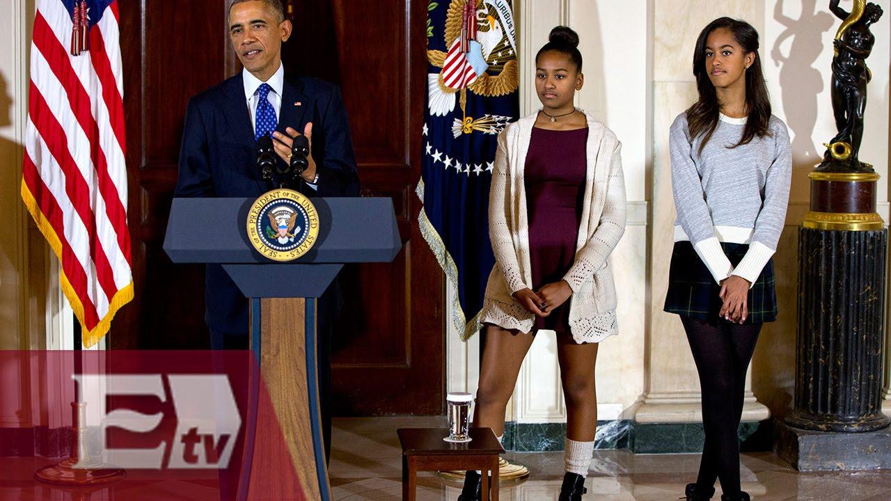 Critican A Las Hijas De Obama Por Su Forma De Vestir Entre Mujeres
