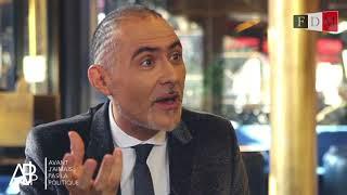 """Jordan Bardella, porte-parole du FN, dans """"Avant j'aimais pas la politique"""""""