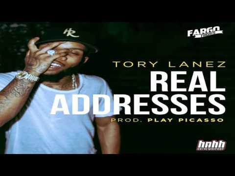 Tory Lanez - Real Addresses