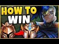 #1 KAYN WORLD HOW TO WIN EVERY SINGLE GAME (CHALLENGER GUIDE) - League of Legends