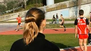 Atlétisme-Competiton Nice 10/01/09.......C-Luxe