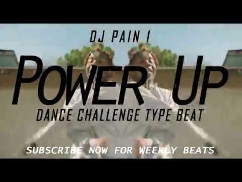 New Dance Challenge Type Beat 2017 / DLow Type Beat 2017 - Power Up Challenge