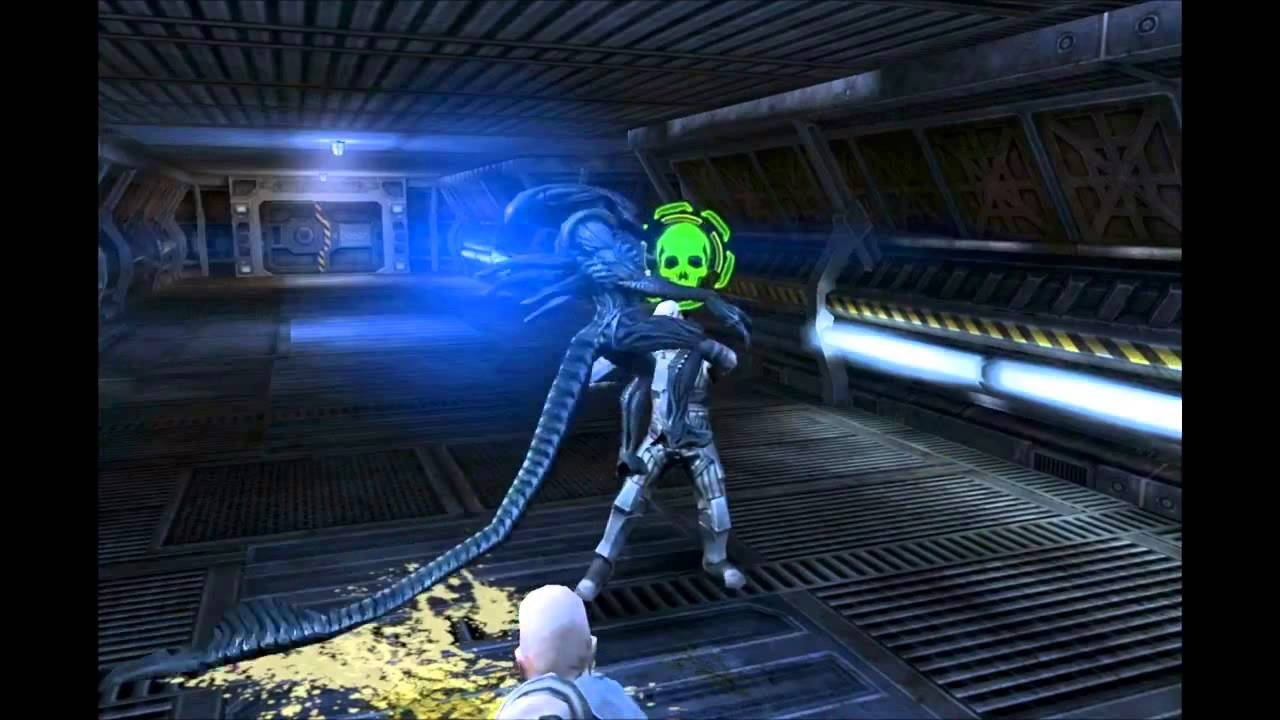 Играйте в Alien vs Predator онлайн бесплатно - …