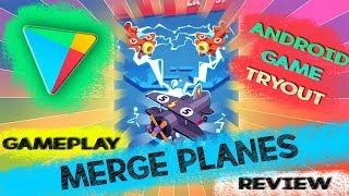 Merge Plane - Game review - gameplay