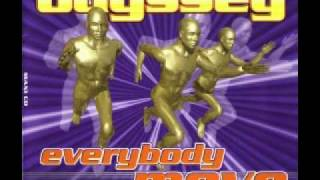 Odyssey - Everybody Move  (Ltd. Express Bass Bumpers Remix)