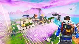 How to Have A FLOATING CITY (BUG) - Fortnite Season 9