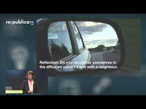 re:publica 2015 - Johanna Frelin: To be your own Captain in Chaos on YouTube