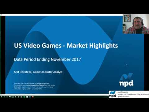 The NPD Group - Nov 2017 US Video Game Market Highlights