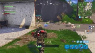 Fortnite - wha? Give me those kills! Cmon!