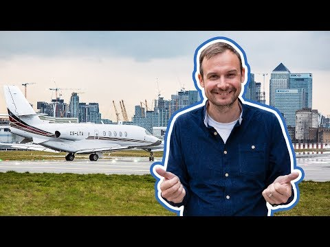 NetJets unveils its latest private jet for London | CNBC Reports