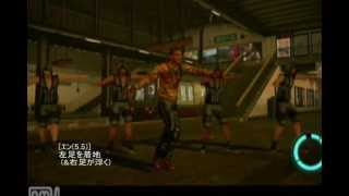 DanceEvolution - [説明] We Can Win the Fight [後半のアレ]