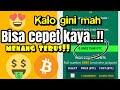 Cara Mudah Menambang bitcoin dengan laptop