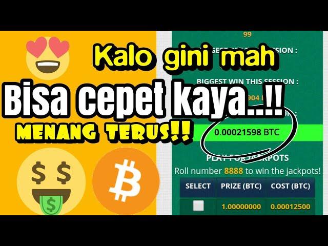 cara menamg bitcoin di android