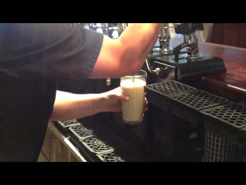Real Ale Pouring 1