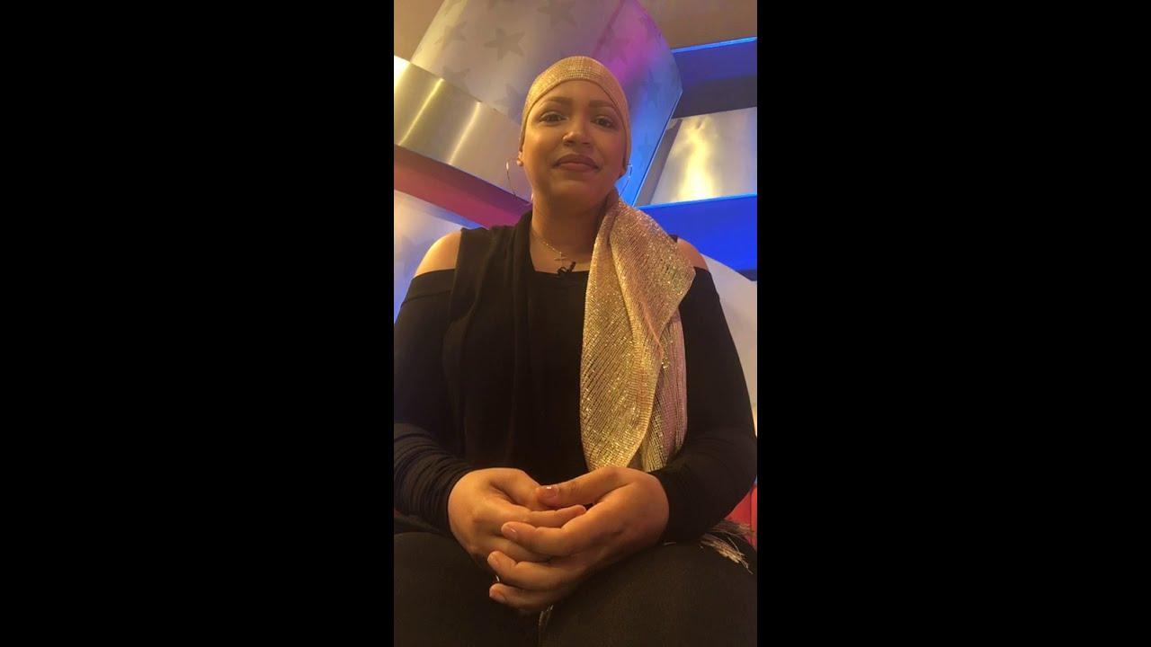 Juliana O'neal - Entrevista completa Extremo a Extremo - Su lucha contra el cancer