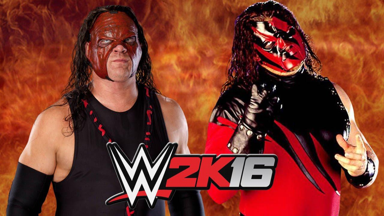 Wwe Kane Vs Kane Vs Kane