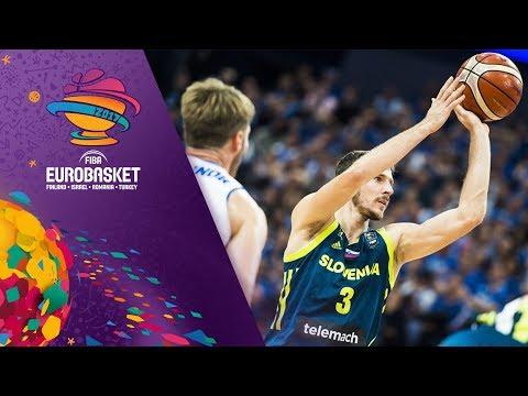Iceland v Slovenia - Full Game - FIBA EuroBasket 2017