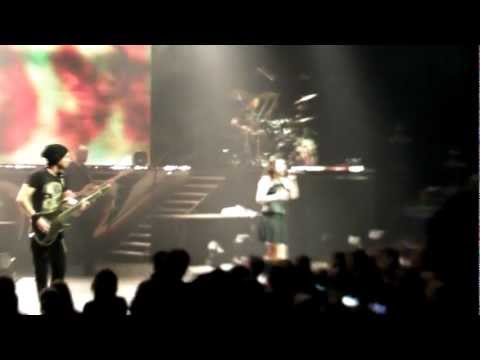 Lost, Within Temptation, 15 April 2012, Theatre Carre HD QUALITY