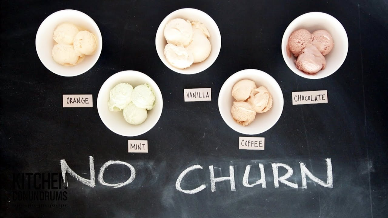 The Science Behind No Churn Ice Cream Kitchen Conundrums