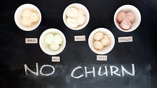 The Science Behind No Churn Ice Cream - Kitchen Conundrums with Thomas Joseph