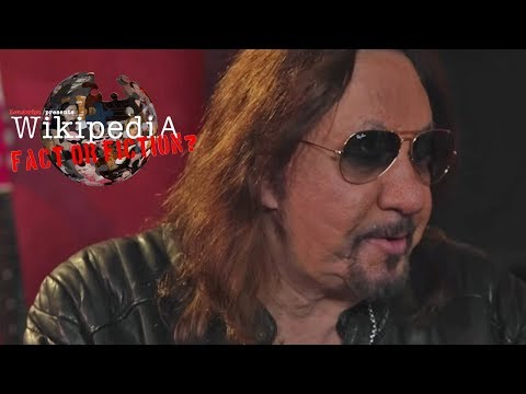 KISS Legend Ace Frehley - Wikipedia: Fact or Fiction? (Part 3)
