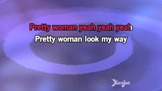 Karaoke Oh Pretty Woman   Van Halen