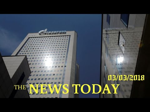 Russia's Gazprom Says Has Started Ending Gas Contracts With Ukraine | News Today | 03/03/2018 |...